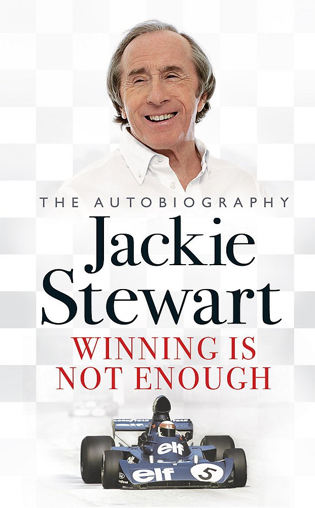 Read Online Winning Is Not Enough: The Autobiography (UK Edition) PDF