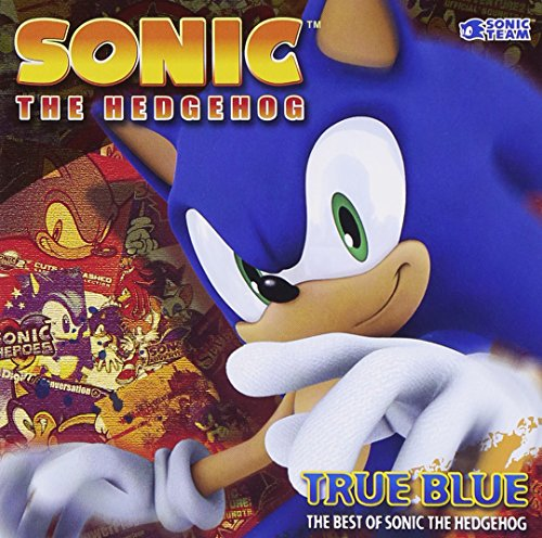Price comparison product image True Blue: The Best of Sonic the Hedgehog