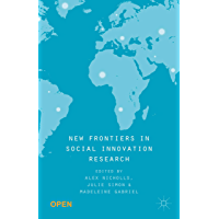 New Frontiers in Social Innovation Research (English Edition)