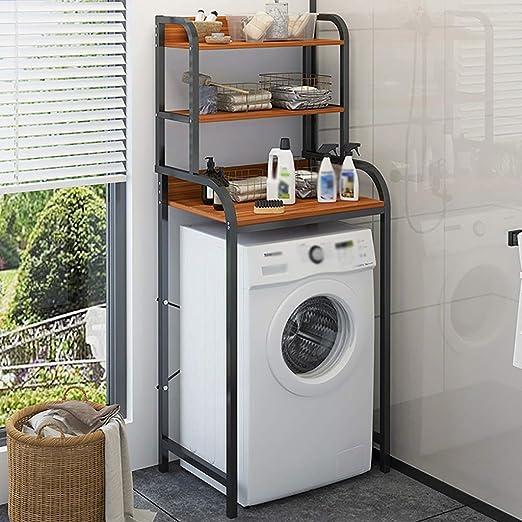 Estante de la lavadora estante lavadora de acero al carbono ...