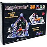 Elenco Snap Circuits 3D M.E.G. Electronics Discovery Kit