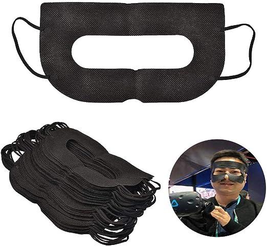 50PCS Brille Einmal-Kappen für Brille Universal Nicht