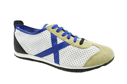 Zapatillas Munich OSAKA 136 - Color - BLANCO, Talla - 43: Amazon.es: Zapatos y complementos