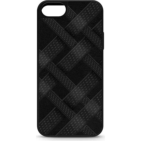 low priced dba30 9b81c iLuv Tangle TPU Case with Elastic Band for iPhone 5S - Retail Packaging -  Black