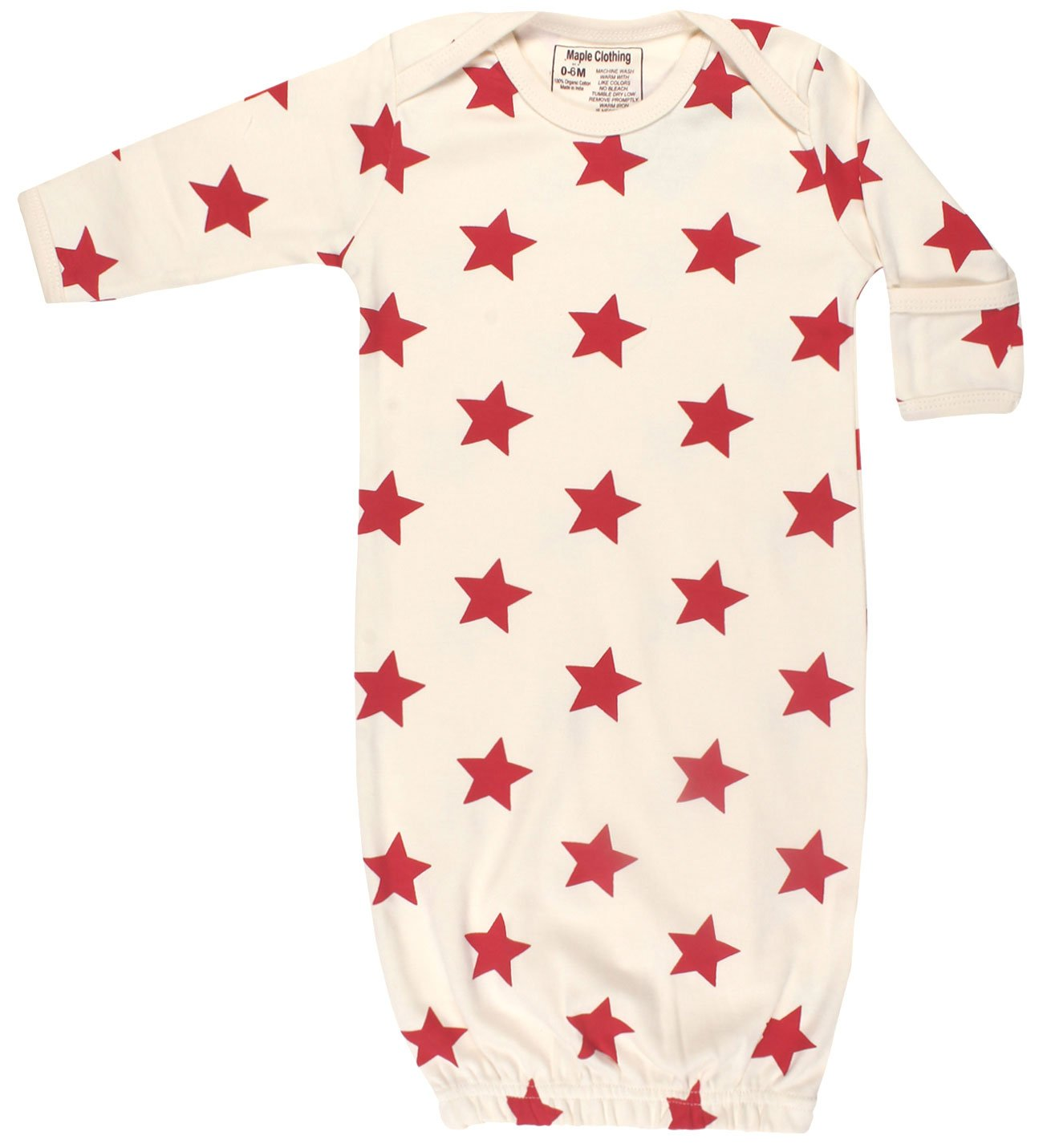 Amazon Tadpoles Organic Cotton Sleep Gown Cocoa 0 6