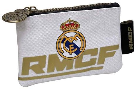Real Madrid Monedero: Amazon.es: Deportes y aire libre