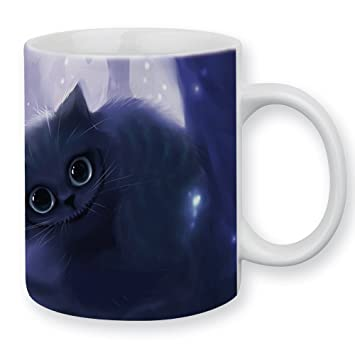Mug MignonChibi Chat Et Shop Kawaii De Chamalow Cheshire n0Ow8yvmN