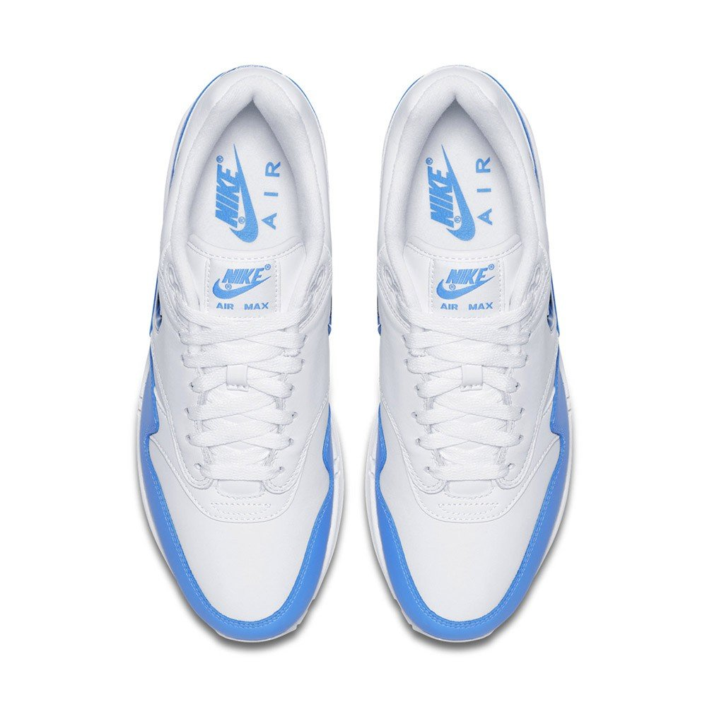 outlet store 284b3 81a3d Nike Men s Air Max 1 Premium Sc Jewel 918354-102 White University Blue 11.5  UK EU 47  Amazon.co.uk  Shoes   Bags