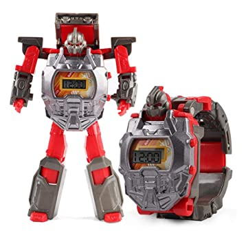 Amazon Com Transformers Toys Watches Robot Children S Deformation