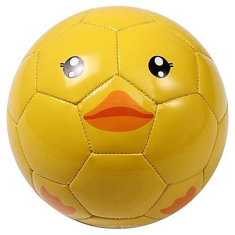 Bebé suave balón de fútbol Mini Fútbol juguete para niños pato ...