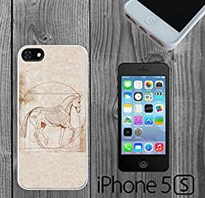 Da Vinci Horse Study Custom made Case/Cover/Skin FOR iPhone 5/5s