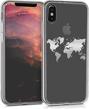 kwmobile Funda Compatible con Apple iPhone X: Amazon.es: Electrónica