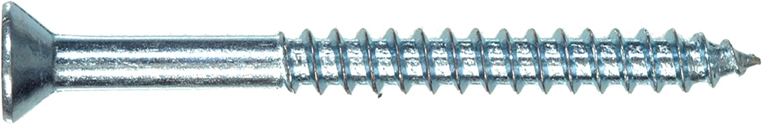 The Hillman Group 5811 Flat Head Phillips Wood Screws