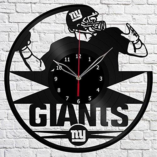 new york giants wall clock - 8