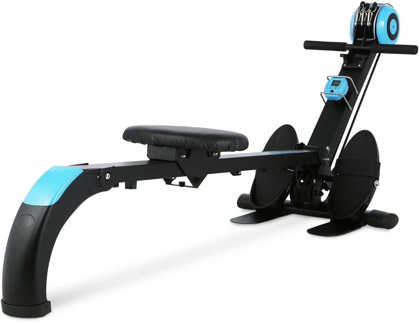 CapitalSports Capital Sports Stringmaster m/áquina Remo Banco Remo Plegable multifunci/ón 100kg Capacidad MAX