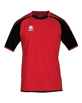 Luanvi - Camiseta juego mc london, talla xl, color rojo / negro: Amazon.es: Deportes y aire libre