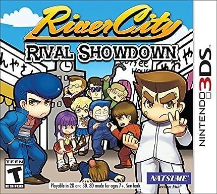 Amazon.com: River City: Rival Showdown (Limited Riki ...