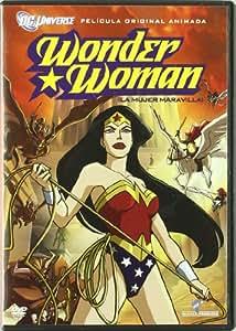 Wonder Woman (La Mujer Maravilla) [DVD]