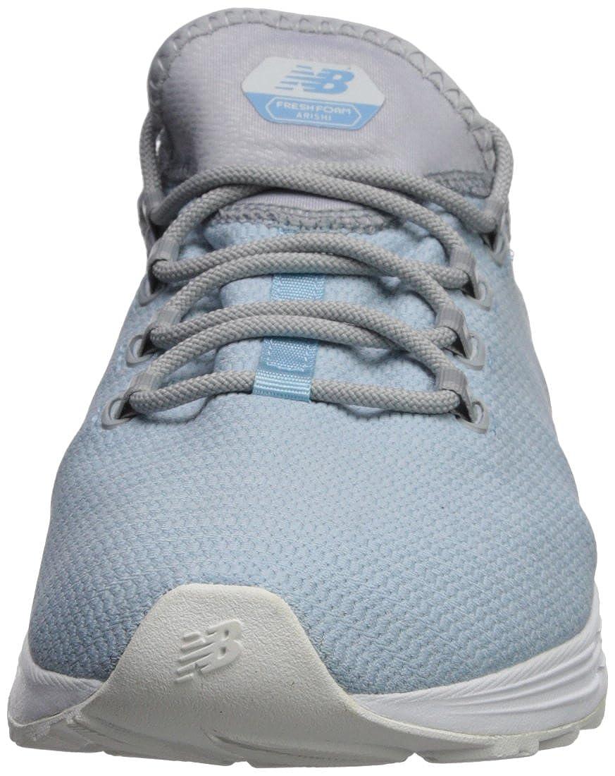 New Balance Damen Fresh Foam Arishi Laufschuhe Laufschuhe Laufschuhe Clear Sky/Silver Mink ba8382