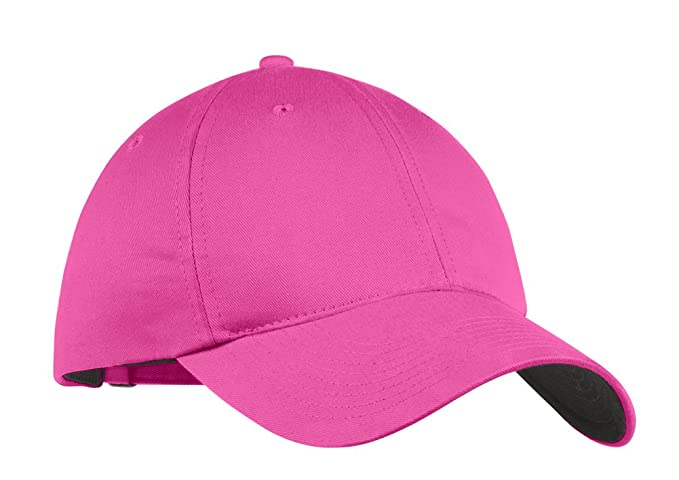 Amazon.com  Nike Golf Unstructured Twill Cap (Fusion Pink)  Clothing 9d5c2b44735