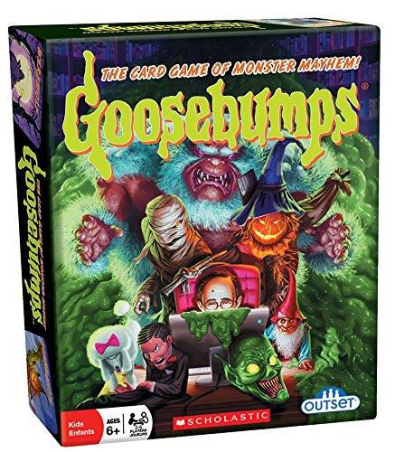 Outset Media - Goosebumps Card Game Pits Monster