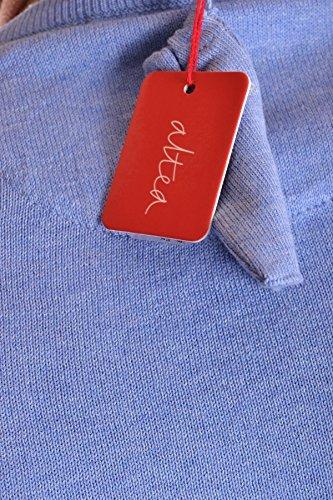 Altea Homme MCBI016035O Bleu Claire Coton Maille