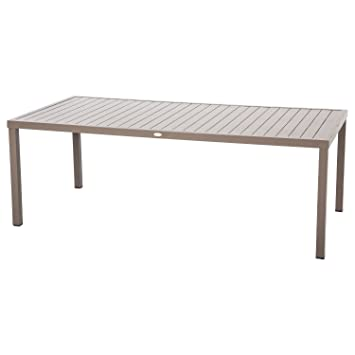 Table 8 Idiffusion X Jardin Piazza De Personnes 100 Gris 210 Cm mvNnw80