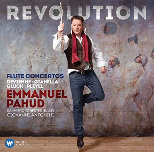 Revolution - Flute Concertos by Devienne, Gianella, Gluck & (Revolution Flute)