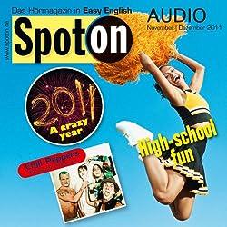 Spot on Audio - High-school fun. 11-12/2011