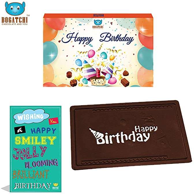 Birthday Wishes Using Candy Bars Happy Birthday Messages Happy