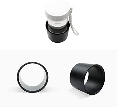 Car Water Cup Holder Cover Insert Expander Adapter Fit For Tesla Model 3 US`