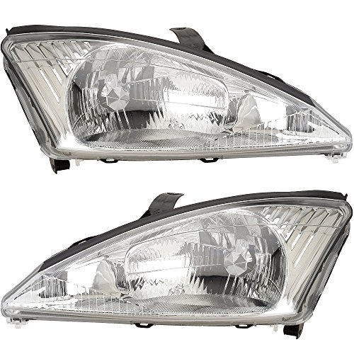 Prime Choice Auto Parts KAPFD10089A1PR Headlight (Headlight Auto Part)