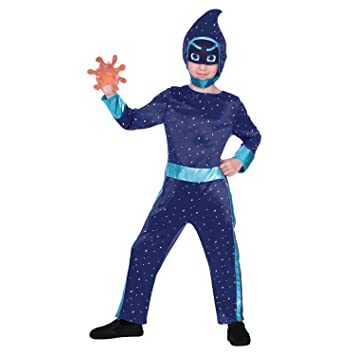 amscan 9904235 - Disfraz infantil de ninja (116 cm), color ...