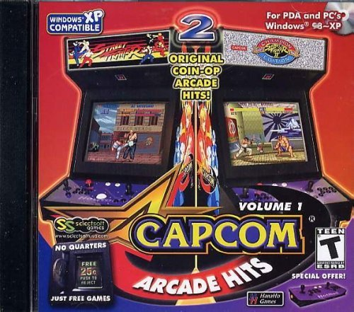 Amazon Com Capcom Arcade Hits 1 Street Fighter 1 2 Video Games