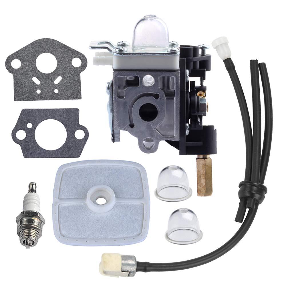 Kit de mantenimiento de combustible HIPA carburador con Bujía Para ...