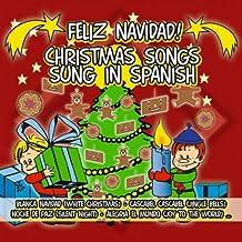 VARIOUS - FELIZ NAVIDAD! CHRISTMAS SONGS SUNG IN