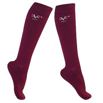 Compression Socks - V19.69 Italia Best Socks for Travel, Running, Athletes,