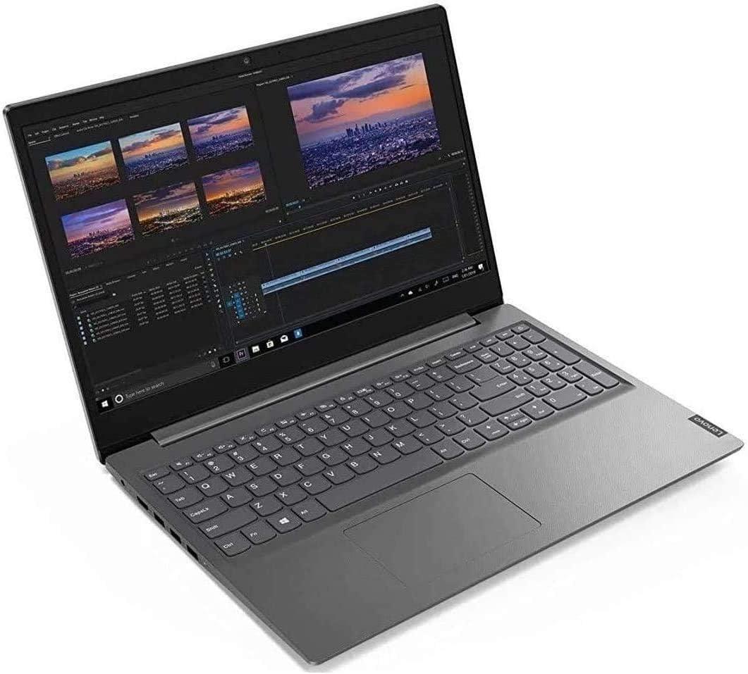 "Lenovo Notebook V15 Display 15.6"" HD, AMD 3020e , 2 Core fino a 2,6 Ghz, DDR4 8GB RAM, 256 GB SSD, Windows 10 Professional, Open Office"