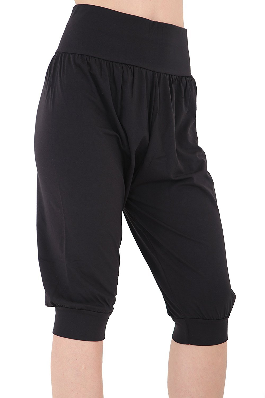 Chaussures femme 3//4 Ali Baba Hareem Baggy Pants plus pantalon cropped short leggings