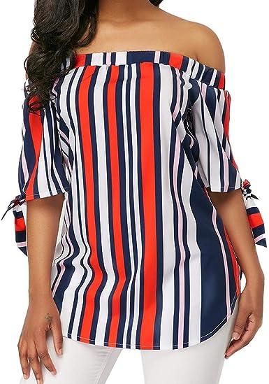 Tops Mujer Talla Grande Blusas Mujer Tallas Grandes Elegantes Camisas Mujer Tallas Grandes Camisas Mujer Blancas Camisetas Mujer Tallas Grandes Tops Mujer Verano Cortos: Amazon.es: Ropa y accesorios