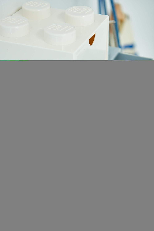 LEGO 40211740 Desk Drawer 8 Knobs, Grey