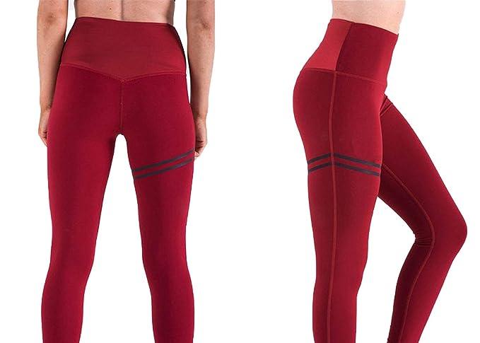 cb94ccec0c High Elastic Fitness Sport Leggings Tights Slim Running Sportswear Sports  Pants Women Yoga Pants Quick Drying