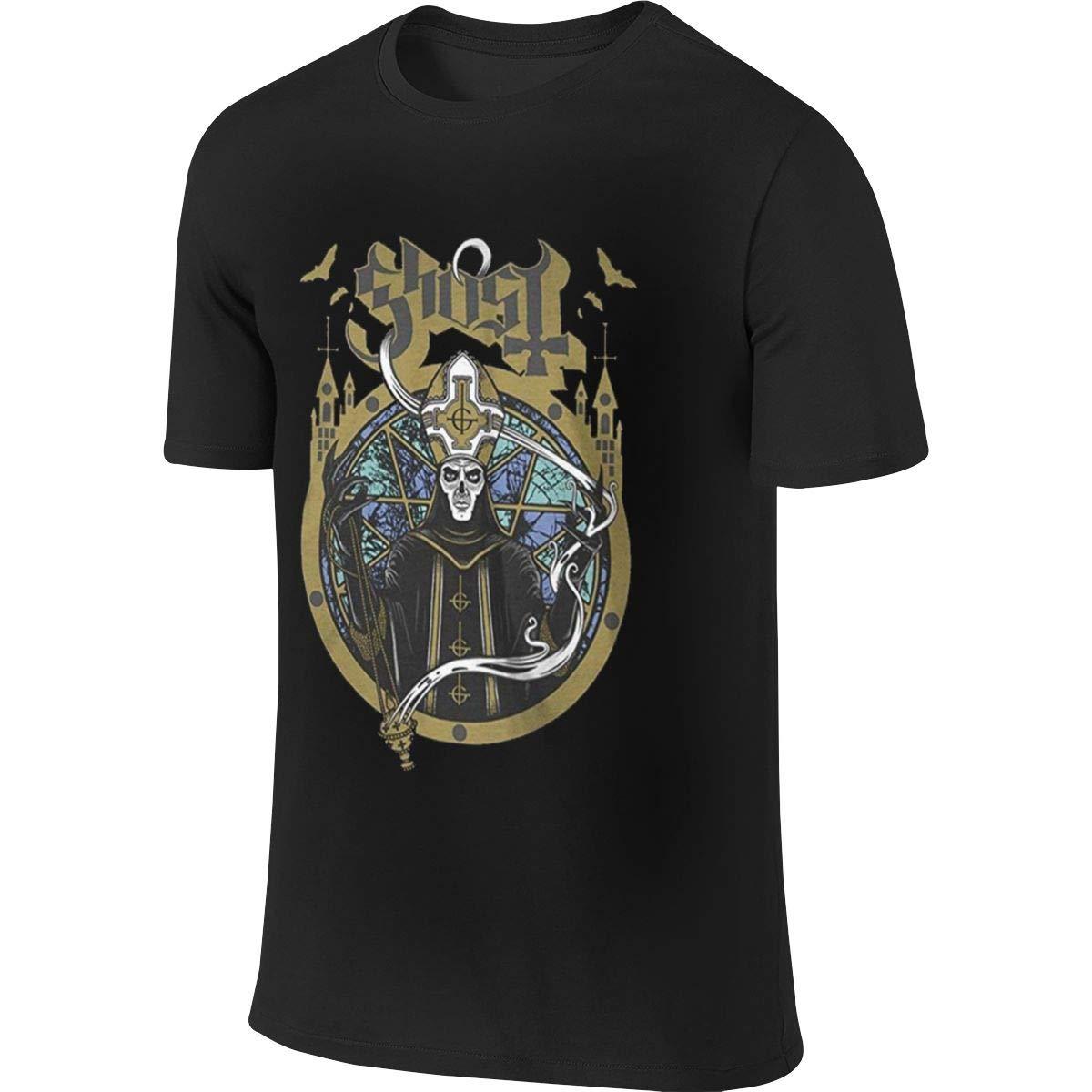 Plastic Head Ghost Satanas Spes Notra T Shirt Humor Running T Shirt 9736