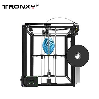 tronxy DIY 3d impresora Marco de Aluminio Impresora 3d Kit, mayor ...