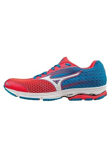 huge selection of 342d9 a9694 Mizuno Women s Wave Sayonara 3 Running Shoes Black US 6.5