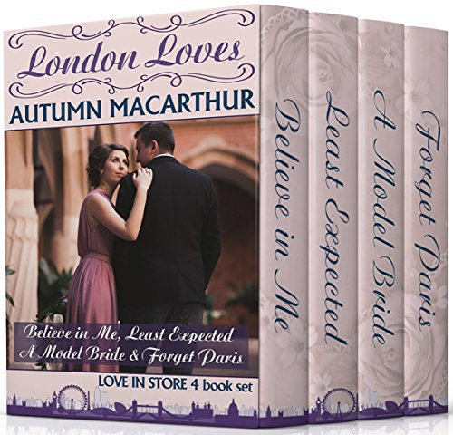 London Loves: Four sweet and clean inspiring Christian romances from the Love in Store series by [Macarthur, Autumn]