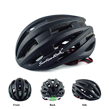 Modelshow Unisex Hombres de las mujeres de ventilación 25-hole diseño Mountain Road bicicleta Ciclismo