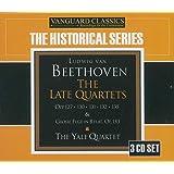 Late Quartets Opp 127, 130, 131, 132, 135, 133
