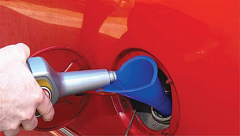 additif pour motocyclette de ferme agricole pour huile /à essence diesel couleur al/éatoire Entonnoir de ravitaillement en plastique Entonnoir en plastique pour moteur /à essence
