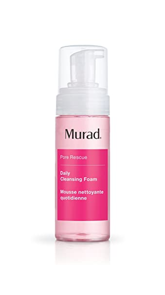 Murad Daily Cleansing Foam, 5.1 Fluid Ounce